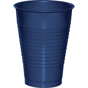 12 oz Navy Plastic Cups 20 ct