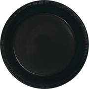 9 in. Plastic Lunch Plate 20 ct