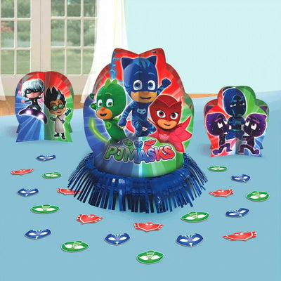 PJ Masks Table Decorating Kit 1 ct.