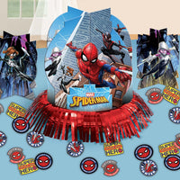 Spider Man Table Decorating Kit 1 Pkg