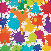 Art Party Luncheon Napkins 16 ct