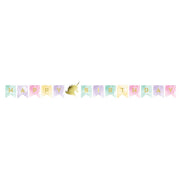 Unicorn Sparkle Happy Birthday Banner 1 ct.