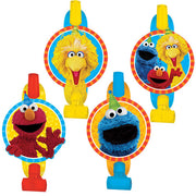 Sesame Street Blow Outs  8 ct.
