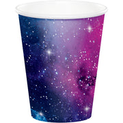 9 oz. Galaxy Party Paper Cups 8 ct.