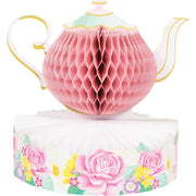 Floral Tea Party Centerpiece 1 ct.