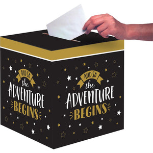 Grad Adventure Card Box 1 ct.