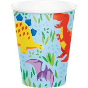 8 oz. Dinosaur Friends Cups 8 ct.