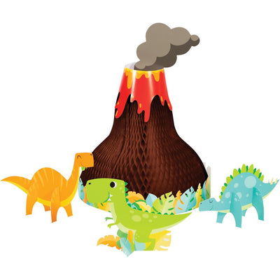 Dinosaur Friends 3D Centerpiece Set 4 ct.