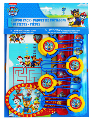 Paw Patrol Favor Pack 48 ct.
