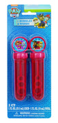 Paw Patrol Bubbles & Wands 1oz 2 ct.