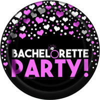 Bachelorette Party Dinner Plates 8 ct