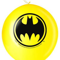 Batman Punch Balloons  2ct