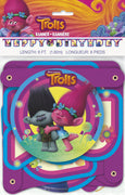 Trolls Large Jointed Banner