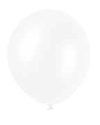 "12"" Latex Balloons  8ct - White"