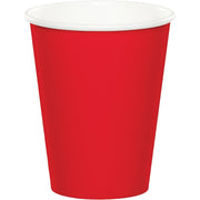 9 oz. Classic Red Paper Cups 24 ct