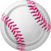 7 in. Baseball Paper Plates 8 ct