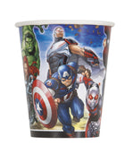 Avengers 9oz Paper Cups 8ct
