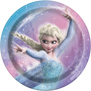 "Disney Frozen Round 9"" Dinner Plates 8ct"