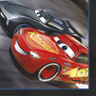 Disney Cars 3 Movie Luncheon Napkins 16ct
