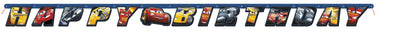 Disney Cars 3 Movie Large Jointed Banner  1 ct.
