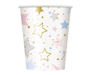 9 oz. Twinkle Little Star Cups