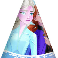 Disney Frozen 2 Party Hats  8ct