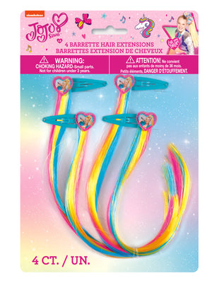 JoJo Siwa Hair Extensions 4 ct.