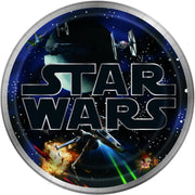 "Star Wars Classic Round 9"" Dinner Plates  8ct"