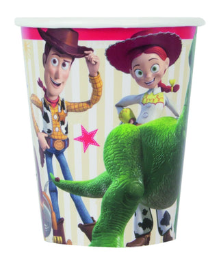 Disney Toy Story 4 9oz Paper Cups 8 ct.