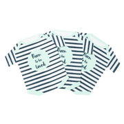 Born To Be Loved Shaped Napkins 16 ct.