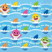 Baby Shark Lunch Napkins 16 ct.