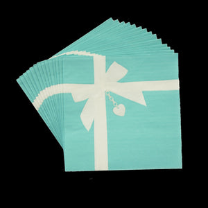 Favorite Blue Box Luncheon Napkins 16 ct. 40013