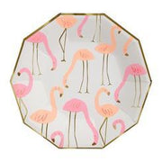 Flamingo Lunch Plates 8 ct.