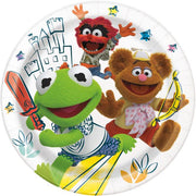 9 in. Disney Muppet Babies Lunch Plates 8 ct.