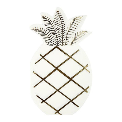 Pineapple Napkins  16 ct.