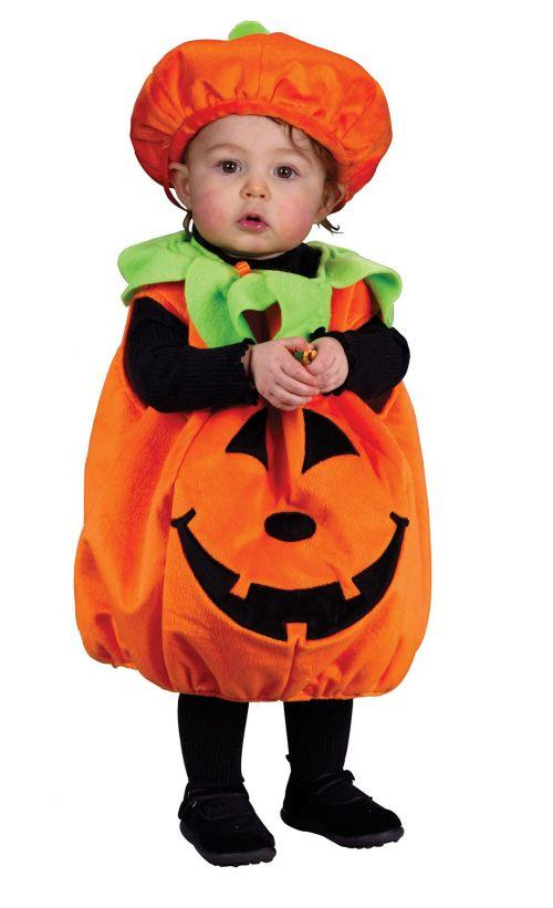 Pumpkin Cutie Pie Infant Costume (up to 24 mths)