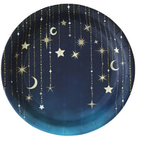 Starry Night Dinner Plate 8 ct.