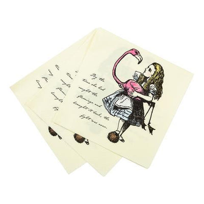 Truly Alice Napkin 20 ct.