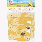 Disney Winnie the Pooh Large Jointed Banner 1 ct.