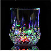 Liquid Activated Blinking Glass Multicolored  1ct.