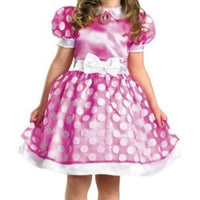 PINK MINNIE MOUSE CLASSIC XXS (2T)