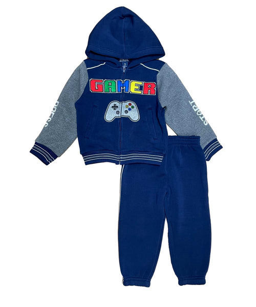Boys 2 Piece Gamer Tracksuit