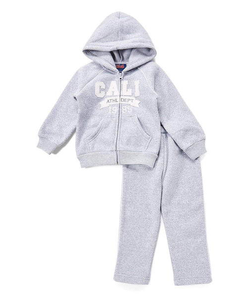 unikinc - Girl Cali Hooded Tracksuit - Unik Inc