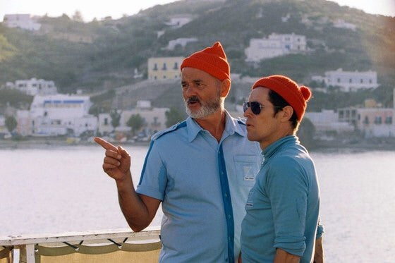 G.I. WatchCap Red Beanie from Steve Zissou s Life Aquatic – The ... 7532a8b4c60