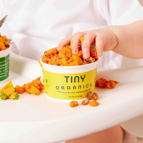 What is baby-led weaning? The ultimate guide