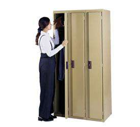 Contemporary Single Tier Lockers