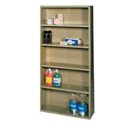 Commercial Closed Type Shelving