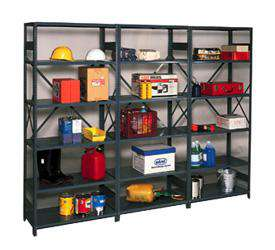 Medium-Duty Open Shelving