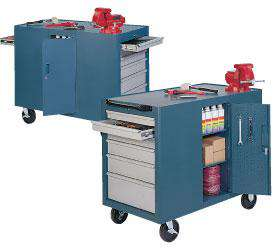 Mobile Maintenance Benches