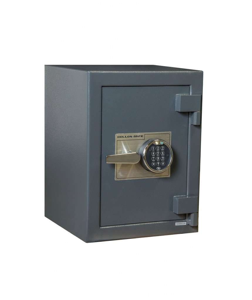 B2015 Series Chrome-Plated B-Rated Cash Safes